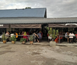 The Original Kluang Rail Coffee