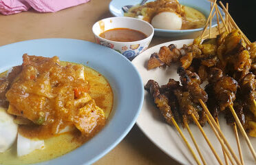 Restoran Renney's Satay Muar