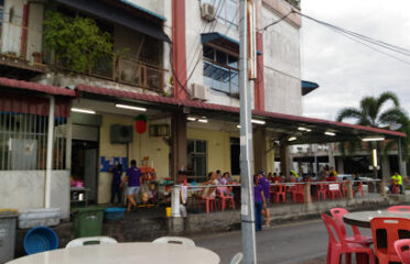 Zu Qiu Seafood Corner Restaurant, Pontian, Johore.