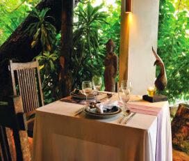 Tamarind Terrace Restaurant @ Japamala Resort