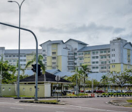 Kluang Hospital