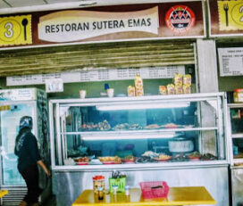 Sutera Emas Restaurant
