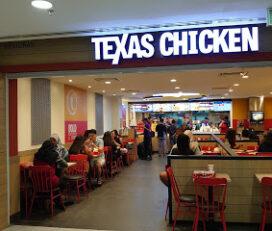 Texas Chicken Wetex Parade, Muar