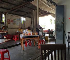 古来莫搞牛肉猪肉海鲜 干汤 面粉 Kulai Mok Gao Beef/Seafood/Pork Noodles