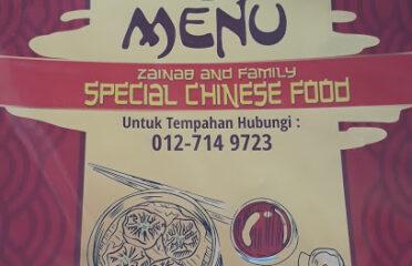 Zainab & Family Special Chinese Food