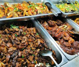 Restoran Hud-Hud Tun Dr Ismail Pesta 2